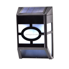 Indoor wall mounted solar LED stair light
