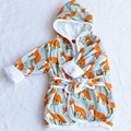High Quality Soft Healthy Winter Baby Romper