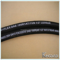 Din Hydraulic Hose Standards Hydraulic Rubber Hose 1SN 2SN