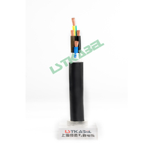 450/750 Low Voltage PVC Jacket Highly Flexible Cable for Drag Chains system