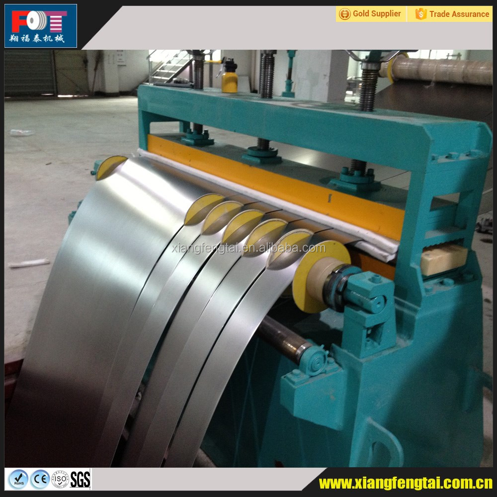 automatic stainless steel coil slitter