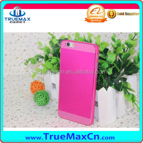 2014 Mobile new product Transparent cases cover for iphone 6