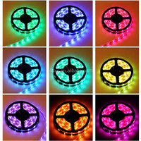 Full Color Decorative Light Led Flexible Strip for Indoor Lighting