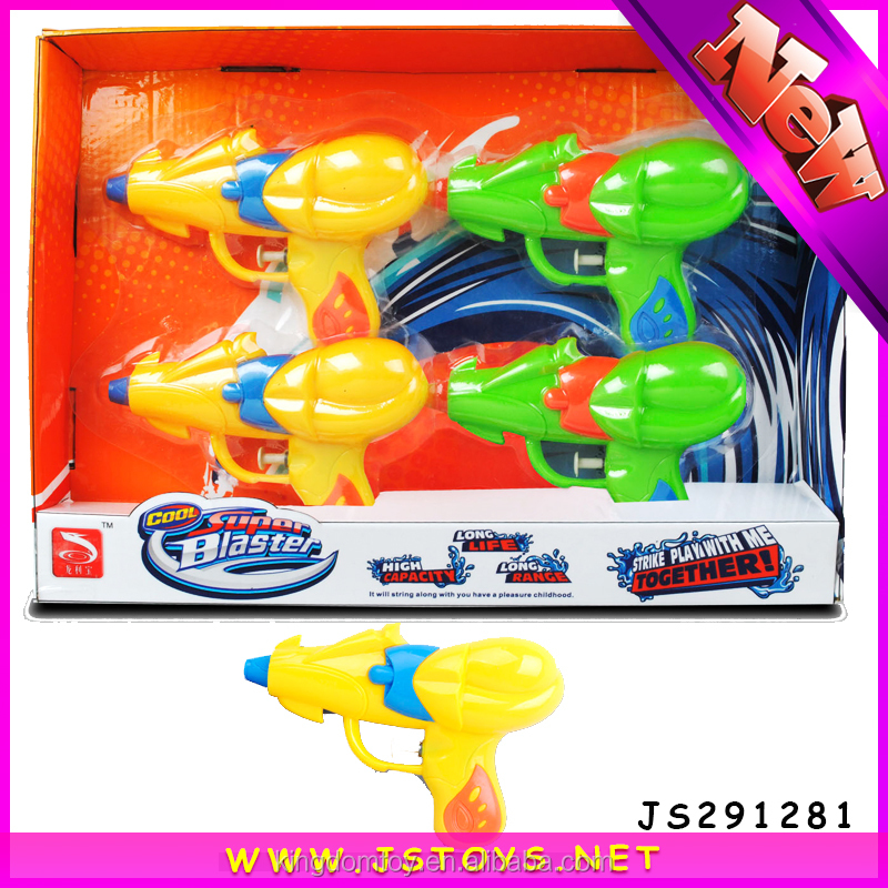 plastic water pistol umbrella toy