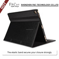 Hot New Product Folding Stand Leather Tablet Cover Case for iPad Pro