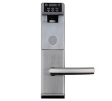 High Quality type Fingerprint Digital Door Lock