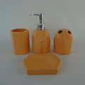 Simply Wholesale Ceramic Bathroom Accessory Set