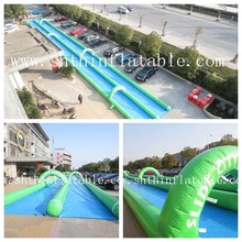 1000ft inflatable slide the city / slip N slide
