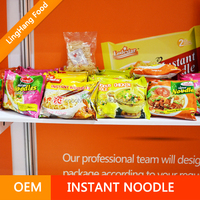 vegetarian instant noodle products like maggi noodle