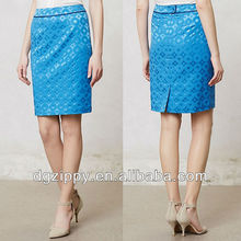 Latest design pictures women models pencil skirt