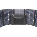 100W folding folded flexible solar panel solar charger