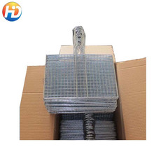 alibaba china supplier best price barbecue wire mesh / welded wire mesh for korean bbq grill table