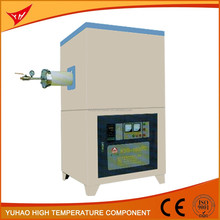 Customize heat treatment horizontal electric quartz tube furnace