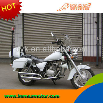 Cheap 250cc Police Chopper Motorcycle