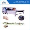 Rotary carton slot making machine