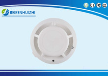 Stand alone cigarette smoke detector fire alarm for car