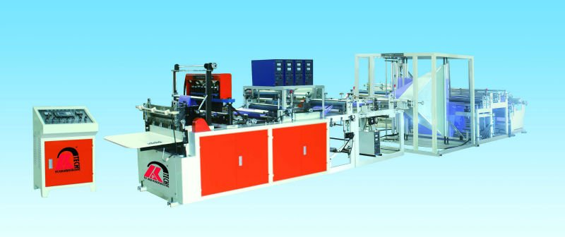 high quality automatic non woven bag making machine