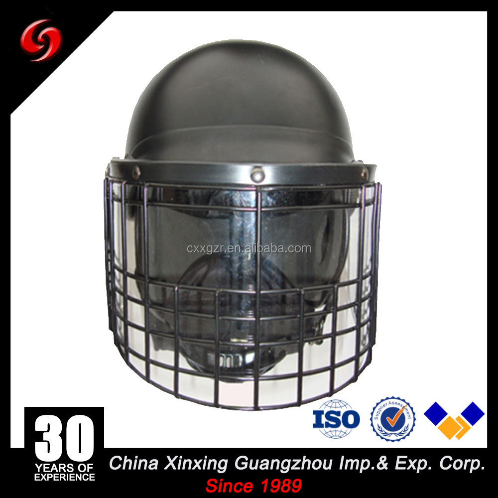 big supply for American style anti riot helmet safety on sale