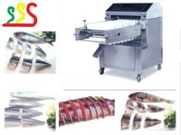 Fish chopper for fresh and frozen fish 2015