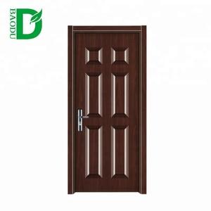 Superieur Walnut Color Steel Panel Door, Walnut Color Steel Panel Door Suppliers And  Manufacturers At Alibaba.com