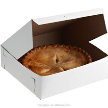 Eco-Friendly Printing Take Away disposable paper cardboard pie box