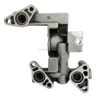 OEM Fabricated zinc die Casting Parts
