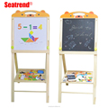 Pre-school education baby toys drawing board magnetic double side writing board