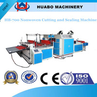HB-700 Ruian Ultrasonic Nonwoven Bag Sealing and Cutting Machine