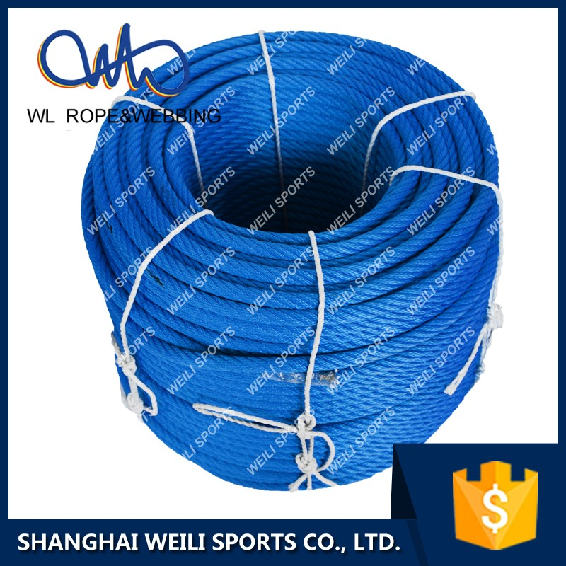 (WL Rope) Steel Wire Combination Rope for Marine and Playground