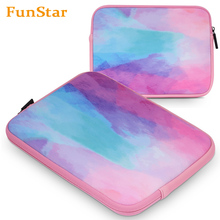 Portable Laptop Sleeve 8 Inch Tablet Case Bag Envelope Neoprene Laptop Computer Bag