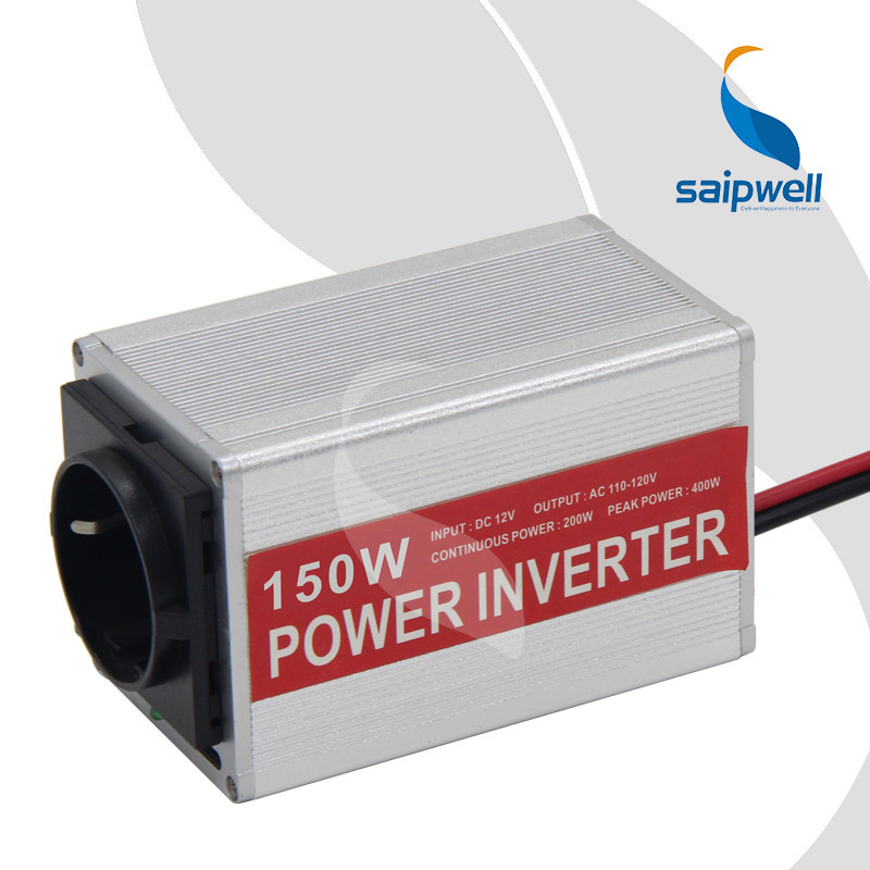 saipwell battery charging Single Phase Car power inverter DC/AC 150w SP8081U