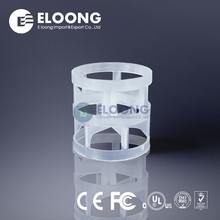 Oil Refining Metal Smelting Tower Internal Filling PP Plastic Random Packing Pall Ring
