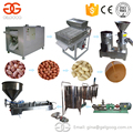 Industrial Butter Making Machine Small Scale Paste Machine Sesame Cocoa Peanut Butter Processing Line
