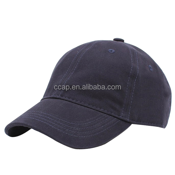 high quality unisex washed golf baseball caps
