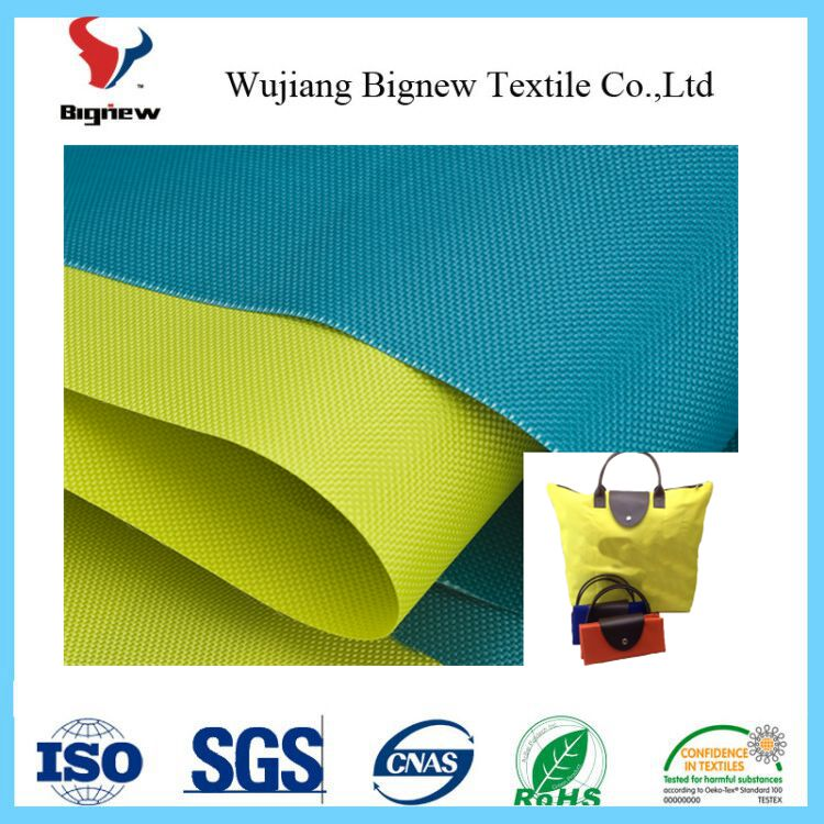 high quality 420d waterproof ripstop polyester eco oxford fabric