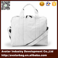 White waterproof super light 13.3 inch mini briefcase/laptop bag