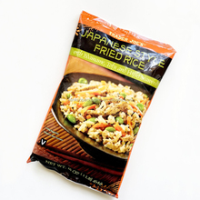 Laminated aluminum foil fried rice packaging plastic bag