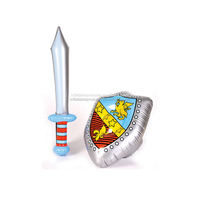 Inflatable Sword And Shield Party Toy For Kids