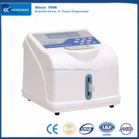 Helicobacter pylori /h pylori c13 & c14 urea breath test medical analysis laboratory