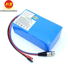 High energy density 36V 40Ah Rechargeable Lithium Ion Motorcycle Battery For Electric Scooters
