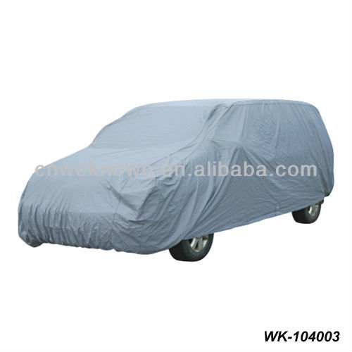 PEVA & PP cotton combined material car cover