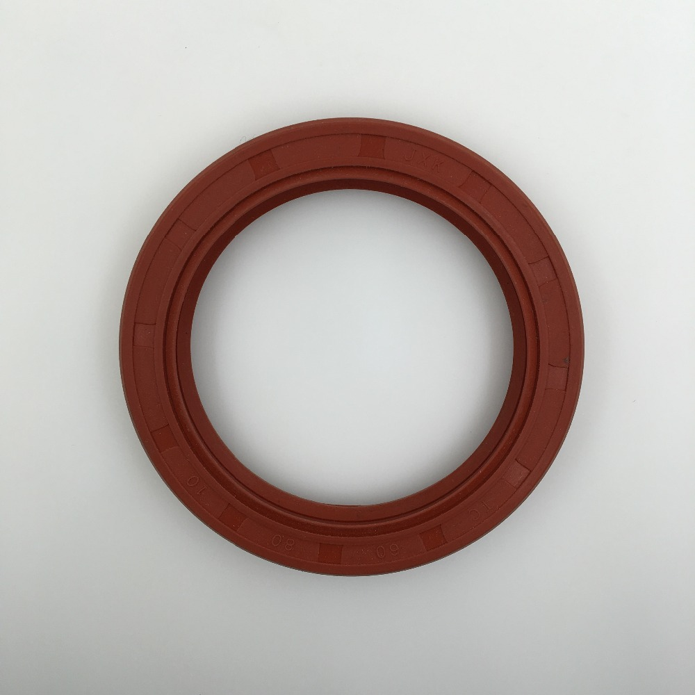 Front axle cylinder shaft rubber grease oil seal mechanical shaft seals