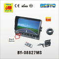 Truck and bus 7 inch 12-24v monitor rearview camera system BY-08827MS