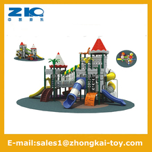 used for kindgarten school children playground outdoor slide factory price