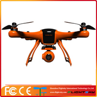 2016 New Professional uav GPS remote control rc drone with hd camera