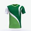 Sublimated custom kids soccer jersey kit