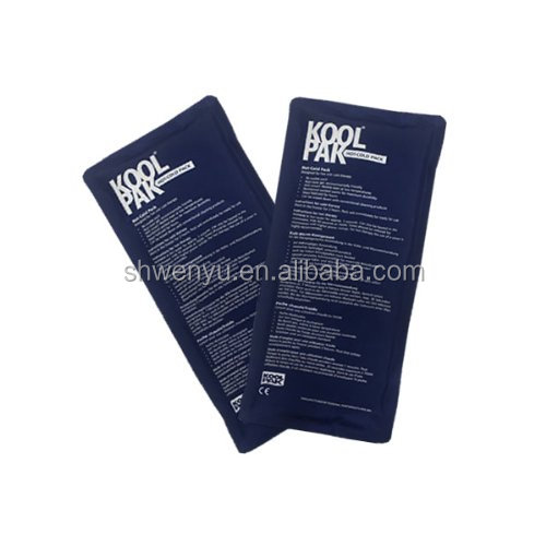 Safe and Reusable hot cold pack soft pack