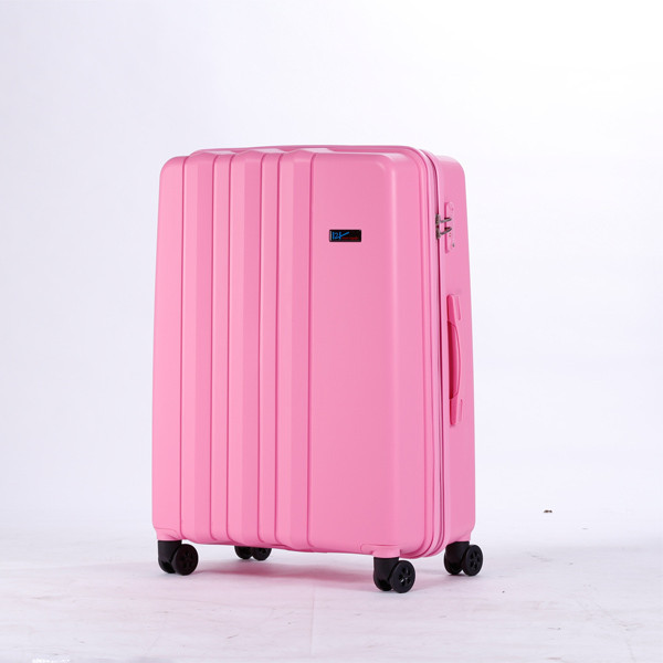 Big brand design polycarbonate PP travel trolley luggage