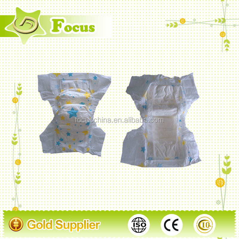 Wholesale Baby Products Disposable European Baby Diapers