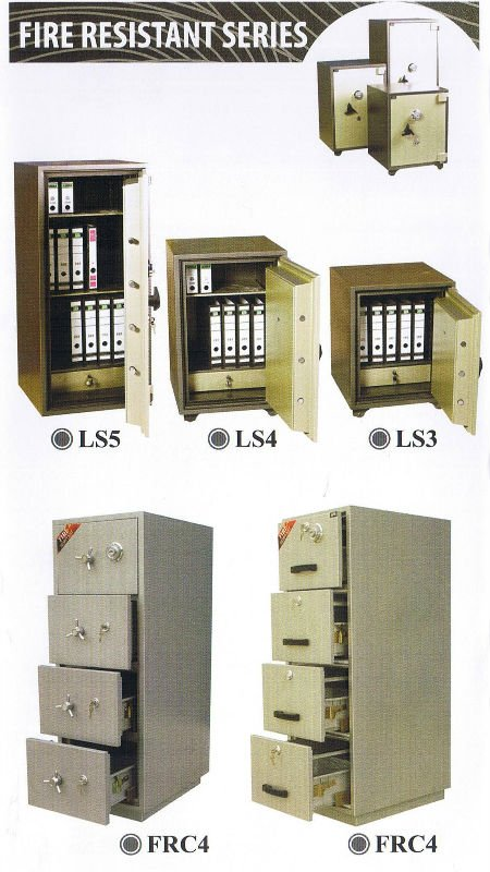 APS Fire Resistant Series Safes